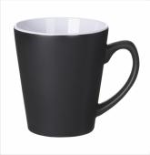 Kubek V-Shape czarno biały
