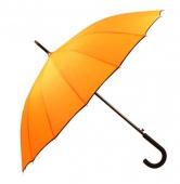 Parasol 16 panelowy YORK pomarańczowy