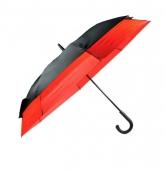 Parasol sztormowy MANCHESTER czerwony