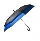 Parasol sztormowy MANCHESTER niebieski