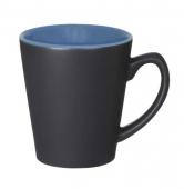 Kubek V-Shape czarno niebieski