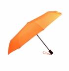 Parasol składany LEEDS pomarańczowy