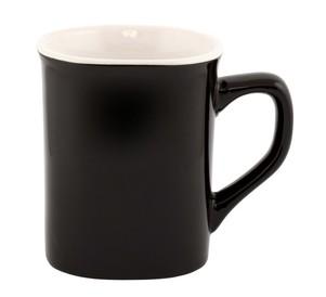 Kubek CAFE LINE czarno-biały