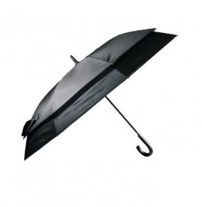 Parasol sztormowy MANCHESTER czarny