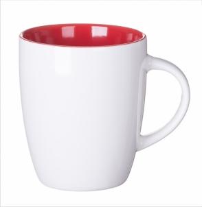 Kubek SPECIAL LINE biało czerwony
