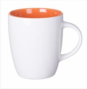 Kubek SPECIAL LINE biało pomarańczowy