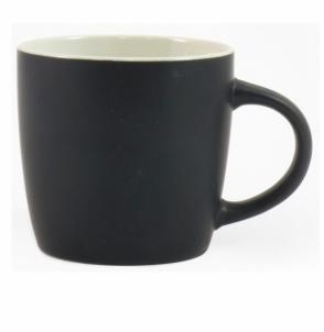 Kubek DURAN czarno - biały