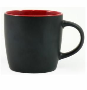Kubek DURAN czarno - czerwony