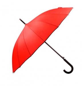 Parasol 16 panelowy YORK czerwony