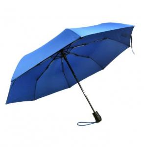 Parasol składany LEEDS niebieski