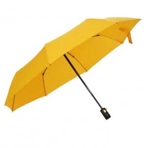 Parasol składany LEEDS żółty